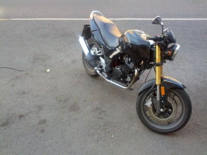 В угоне черный Baltmotors Street 250 DD 2012