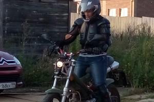 Мася из Химкам, 35 лет, 168 см, 60 кг, есть свой шлем, в поиске