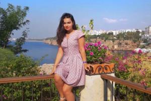 Zemfira из Санкт-Петербургу, 25 лет, 160 см, 58 кг, нет экипировки, в поиске