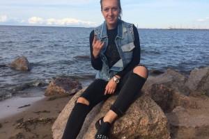 Светлана из Санкт-Петербургу, 27 лет, 174 см, 59 кг, есть свой шлем, в поиске